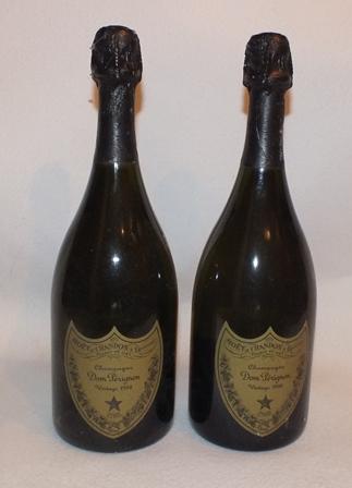 Dom Perignon 1998, 2 bottles