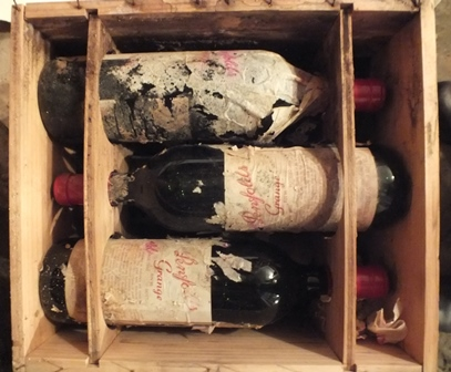 Penfolds Grange 1990, 6 bottles in o.w.c.