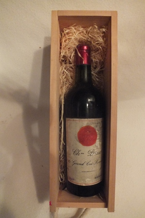 Chateau Petrus 1947 1er grand cru Pomerol, Belgian bottled, Vandermeulen, 1 bottle
