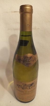 Corton-Charlemagne 1997 grand cru J.F. Coche-Dury, 1 bottle