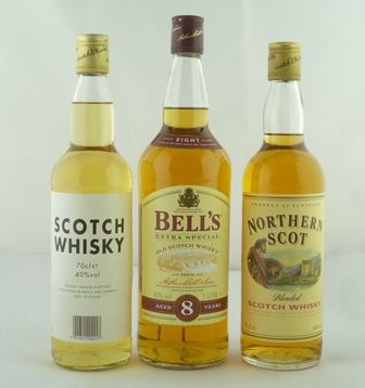 NORTHERN SCOT BLENDED SCOTCH WHISKY, 40% vol.