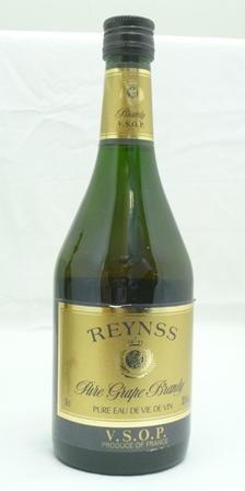 REYNSS VSOP BRANDY Eau de Vie de Vin, 36% vol