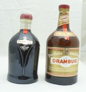 DRAMBUIE CREAM LIQUEUR 1 x 70cl bottle DRAMBU