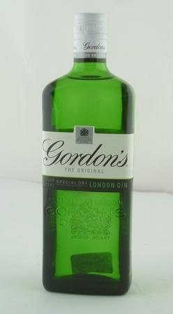 GORDONS The Original SPECIAL DRY LONDON GIN,