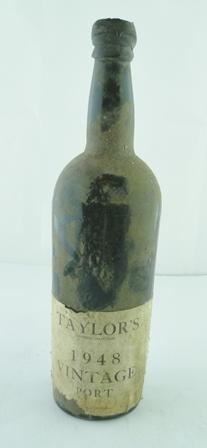 TAYLORS 1948 vintage port, 1 bottle