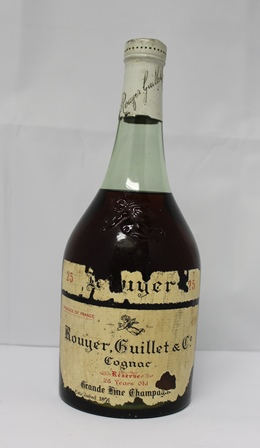 ROUYER, GUILLET & CO. Grande Fine Champagne C