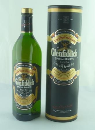 GLENFIDDICH Single Highland Malt Scotch Whisk