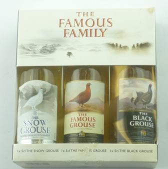 THE FAMOUS FAMILY :- The Snow Grouse, The Fam