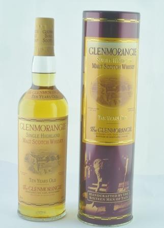 GLENMORANGIE 10 year old Single Highland Malt