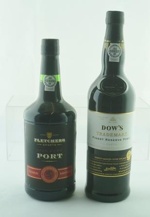 DOWS Port, Trademark Finest Reserve, 1 bottle