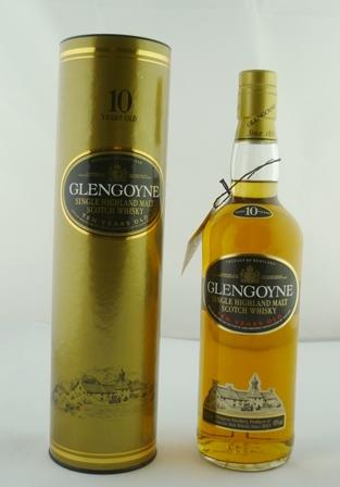 GLENCOYNE Single Highland Malt Scotch Whisky,