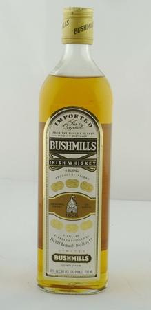 BUSHMILLS Original Irish Whiskey, 40%, 1 x 75