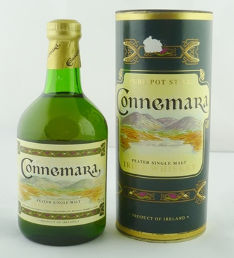 CONNEMARA Peated Single Malt Irish Whiskey Pu