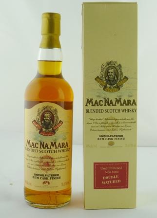 MACNAMARA Blended Scotch Whisky Double Mature