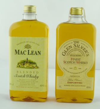 MACLEAN Rare Blended Scotch Whisky, 40% vol.,