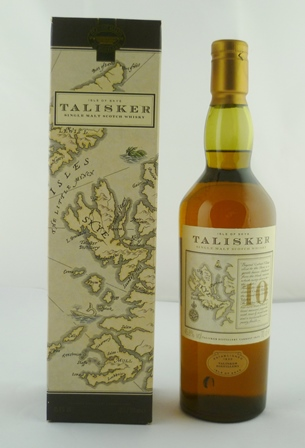 TALISKER Isle of Skye Single Malt Scotch Whis