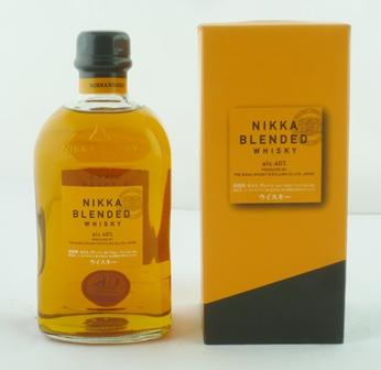 NIKKA Blended Whisky, 40% vol, 1 x 70cl bottl