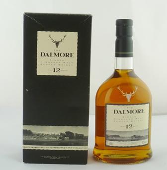 DALMORE Single Highland Malt Scotch Whisky, a