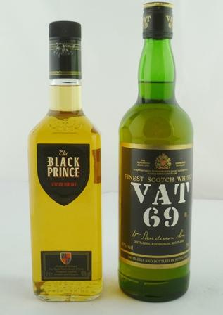VAT 69 Finest Scotch Whisky, 40% vol., 1 x 70