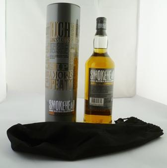 SMOKEHEAD Extra Rare Islay Single Malt Scotch
