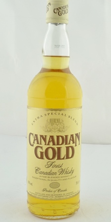 CANADIAN GOLD Extra Special Blend Finest Cana