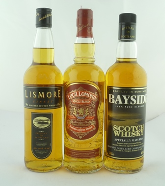 LOCH LOMOND Single Blend Highland Scotch Whis