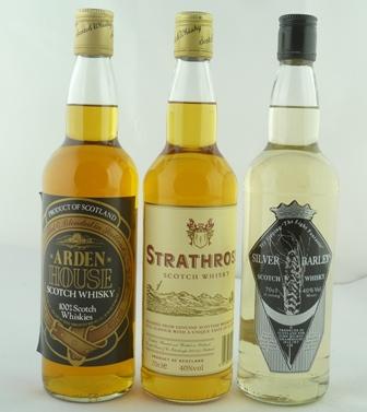 ARDEN HOUSE Scotch Whisky, 40% vol., 1 x 70cl