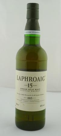 LAPHROAIG Single Islay Malt Scotch Whisky, ag