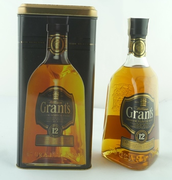 WILLIAM GRANTS Premium Scotch Whisky from sel