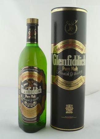 GLENFIDDICH Pure Malt Scotch Whisky Special O