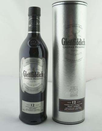 GLENFIDDICH CAORAN RESERVE (from the Gaelic f