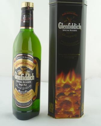 GLENFIDDICH SPECIAL RESERVE Single Malt Scotc