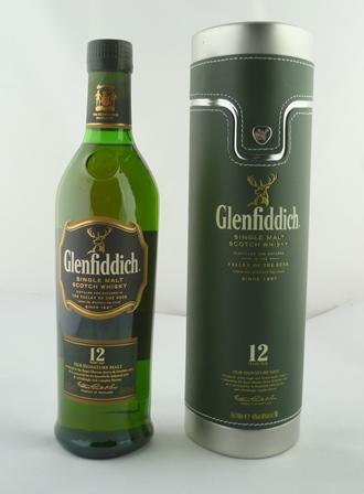 GLENFIDDICH OUR SIGNATURE Single Malt Scotch
