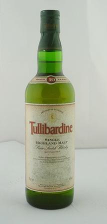 TULLIBARDINE Single Highland Malt Scotch Whis