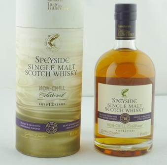 SPEYSIDE Single Malt Scotch Whisky - non-chil