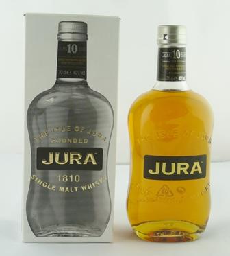 JURA Isle of Jura Single Malt Scotch Whisky,