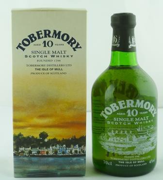 TOBERMORY Single Malt Scotch Whisky from The