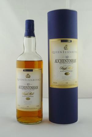 AUCHENTOSHAN, triple distilled  Lowland Singl