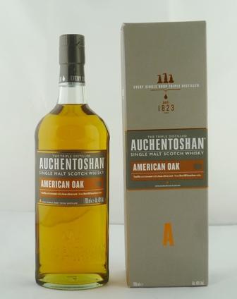 AUCHENTOSHAN Single Malt Scotch Whisky, Ameri