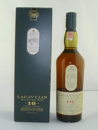 LAGAVULIN Single Islay Malt Scotch Whisky, ag
