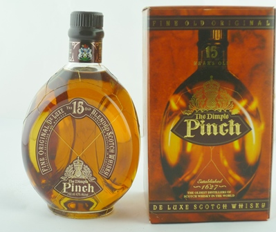THE DIMPLE PINCH Fine Original Delux Blended