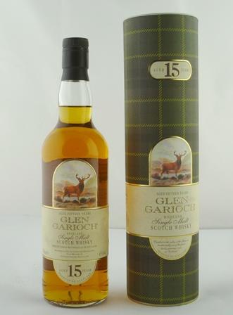 GLEN GARIOCH Highland Single Malt Scotch Whis