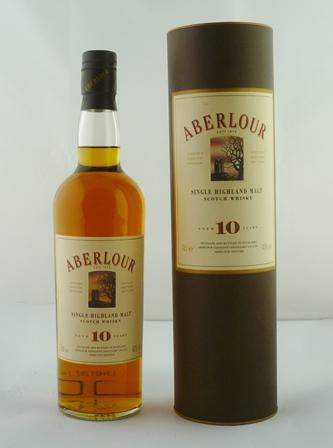 ABERLOUR Single Highland Malt Scotch Whisky,