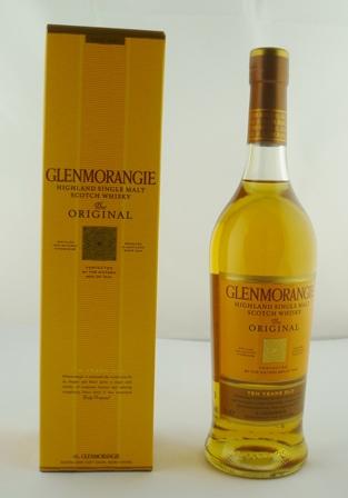 GLENMORANGIE The Original Single Highland Mal