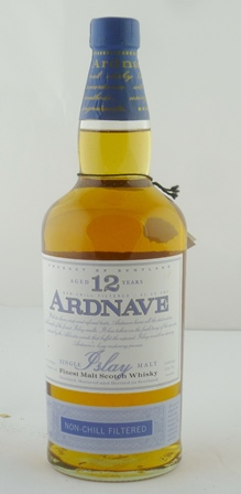 ARDNAVE Single Islay Malt Scotch Whisky, aged