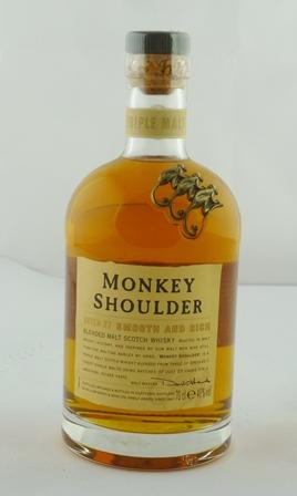 MONKEY SHOULDER Batch 27 Smooth & Rich Blende