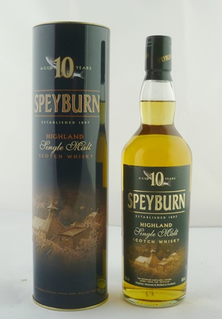 SPEYBURN Highland Single Malt Scotch Whisky,