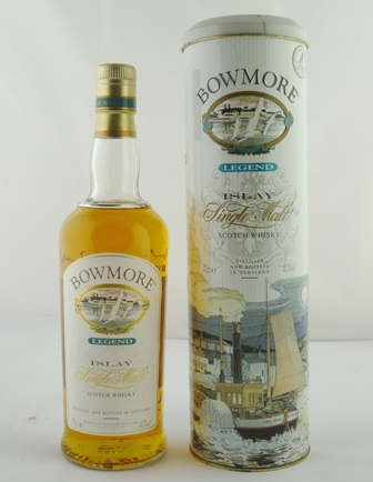 BOWMORE LEGEND Islay Single Malt Scotch Whisk