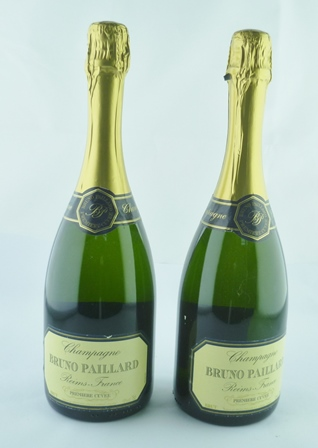 BRUNO PAILLARD Premiere Cuvee Champagne, 2 bo