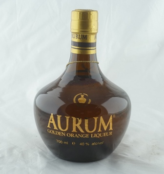 AURUM Golden Orange, 40% vol, 1 x 70cl bottle